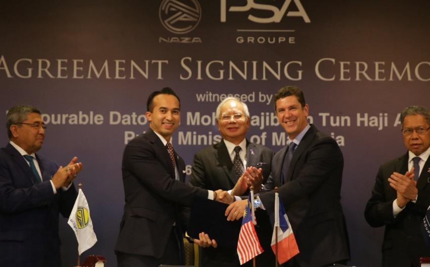 PSA Group takes majority stake in Naza's Gurun plant – CKD Peugeot 3008 in 2018, Citroen C5 Aircross 2019 Image #783180