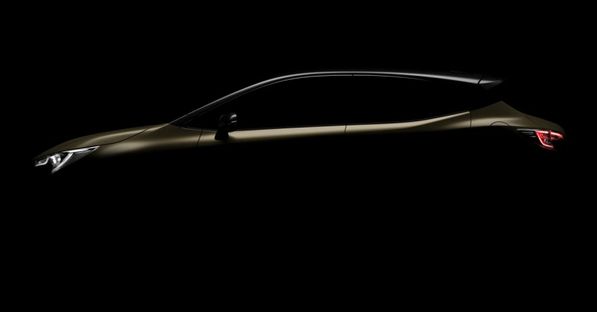 Next-gen Toyota Corolla hatchback set to debut at Geneva show with new 2.0L Toyota Hybrid System Image #783144