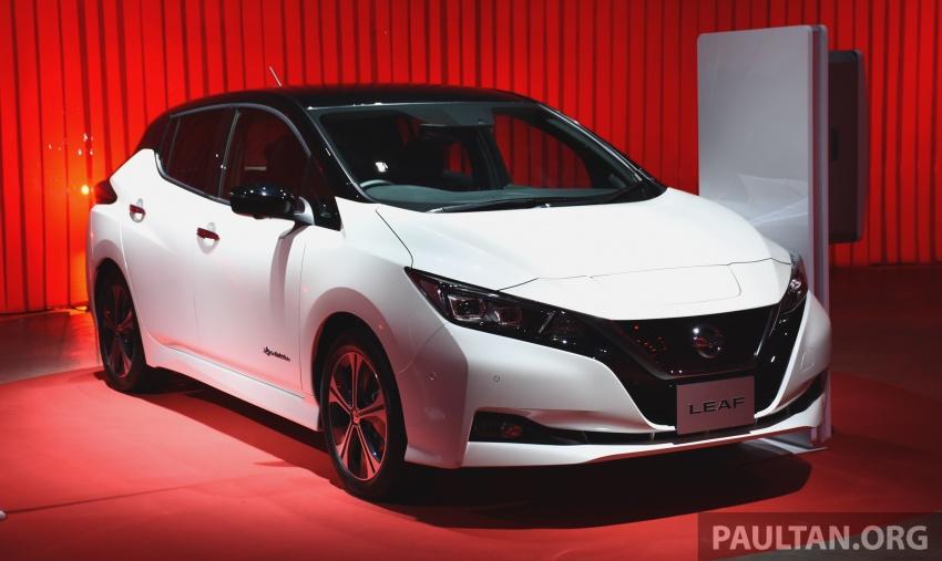 Nissan Leaf bakal ke tujuh pasaran di Asia dan Ocenia tahun ini – akan tiba di Malaysia hujung suku keempat Image #776196