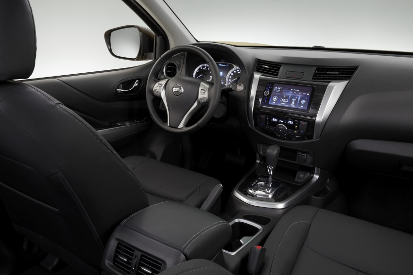 Nissan Terra – first photos of seven-seat SUV revealed Image #783073