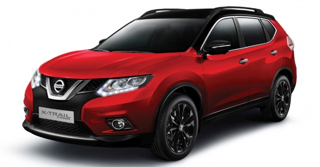 nissan x trail x tremer launched rm141k to rm164k. Black Bedroom Furniture Sets. Home Design Ideas