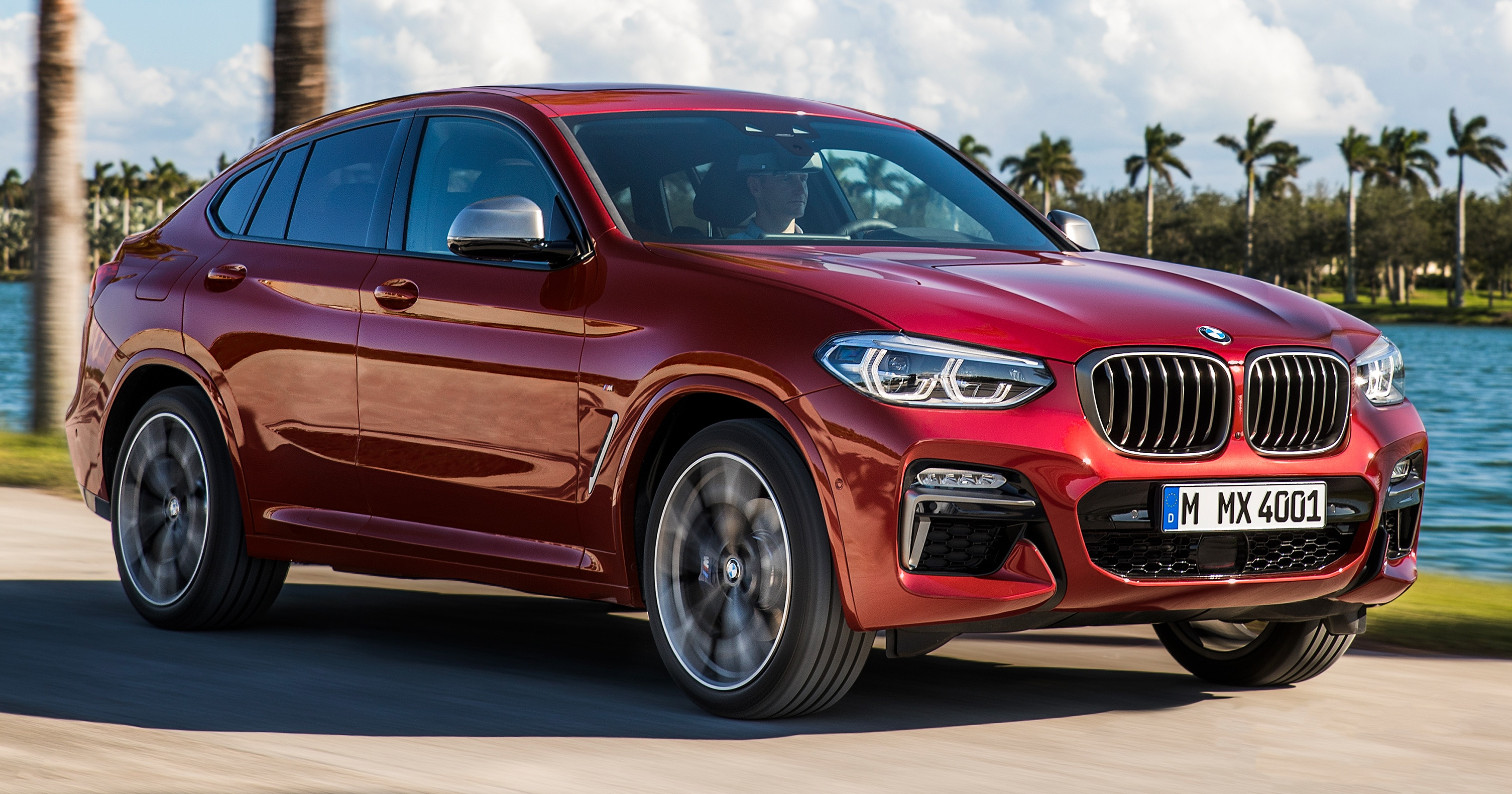 G02 Bmw X4 Unveiled With M40i And M40d Variants Paul Tan