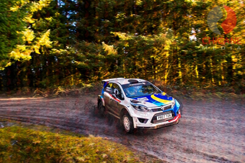 Proton Iriz R5 scores another victory in Cambrian Rally Image #779702