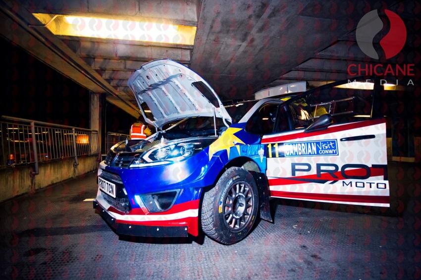 Proton Iriz R5 juara lagi; kali ini di Cambrian Rally 2018 Image #779508
