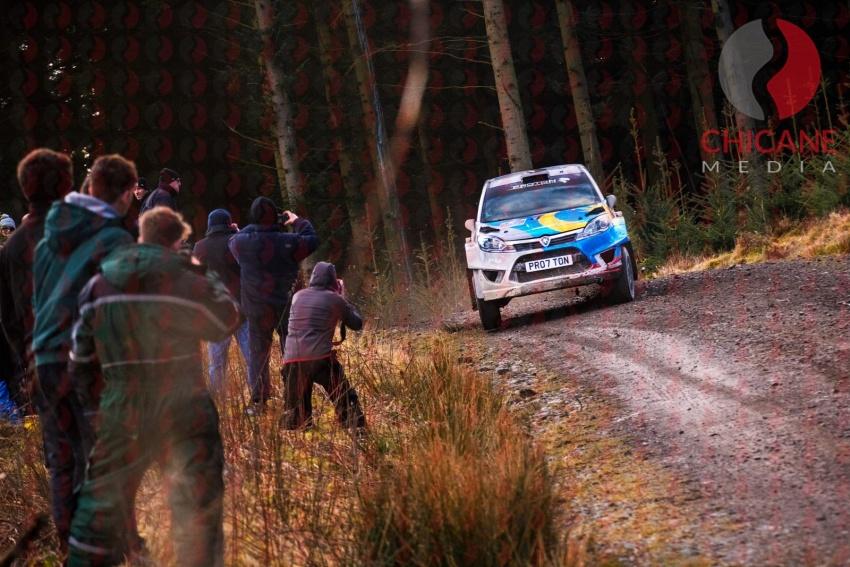 Proton Iriz R5 juara lagi; kali ini di Cambrian Rally 2018 Image #779510