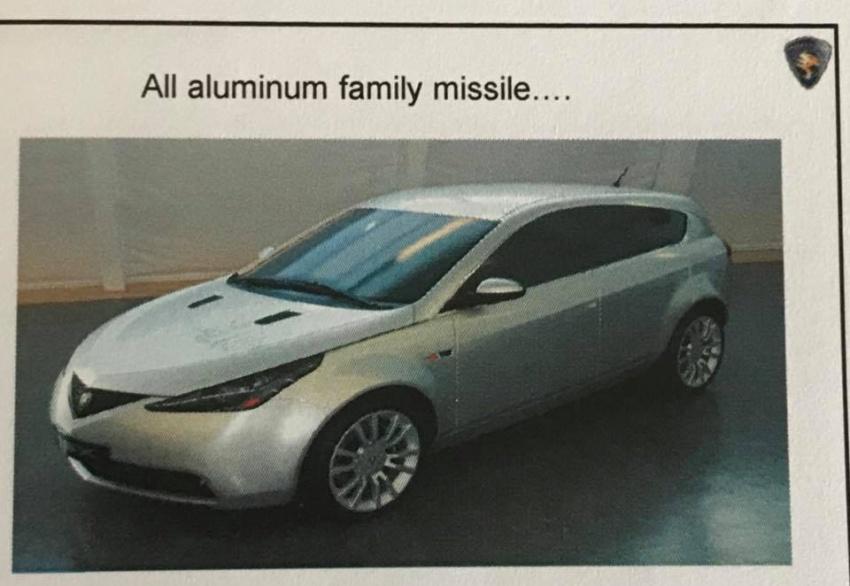 Proton had plans for Gen2 wagon, 5-door Satria Neo, sporty MPV, SUV and V6 engines – Tengku Mahaleel Image #779804