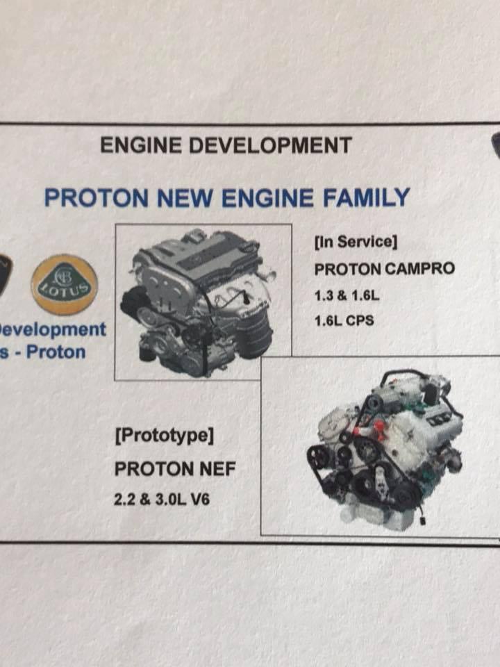 Proton had plans for Gen2 wagon, 5-door Satria Neo, sporty MPV, SUV and V6 engines – Tengku Mahaleel Image #779806