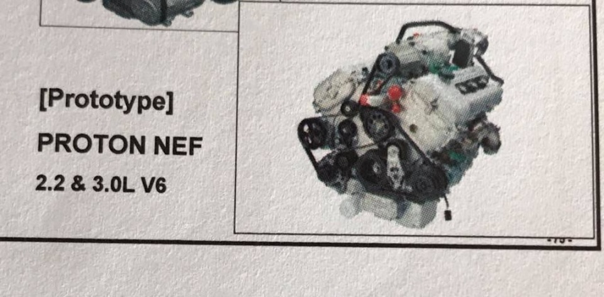 Proton had plans for Gen2 wagon, 5-door Satria Neo, sporty MPV, SUV and V6 engines – Tengku Mahaleel Image #779808