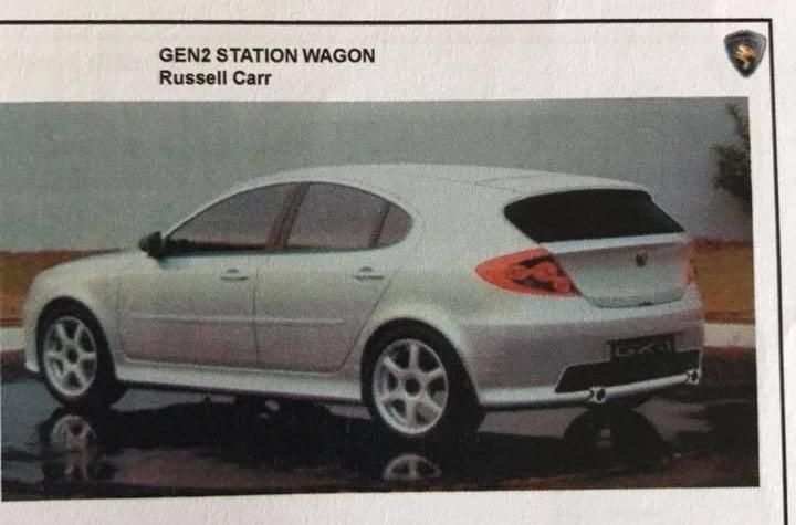 Proton had plans for Gen2 wagon, 5-door Satria Neo, sporty MPV, SUV and V6 engines – Tengku Mahaleel Image #779802