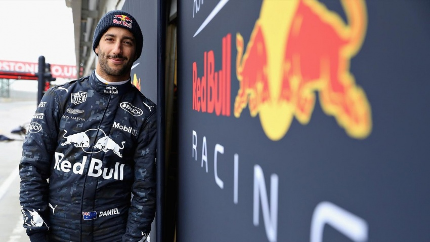 Red Bull Racing tunjuk jentera lumba F1 musim 2018 Image #780538