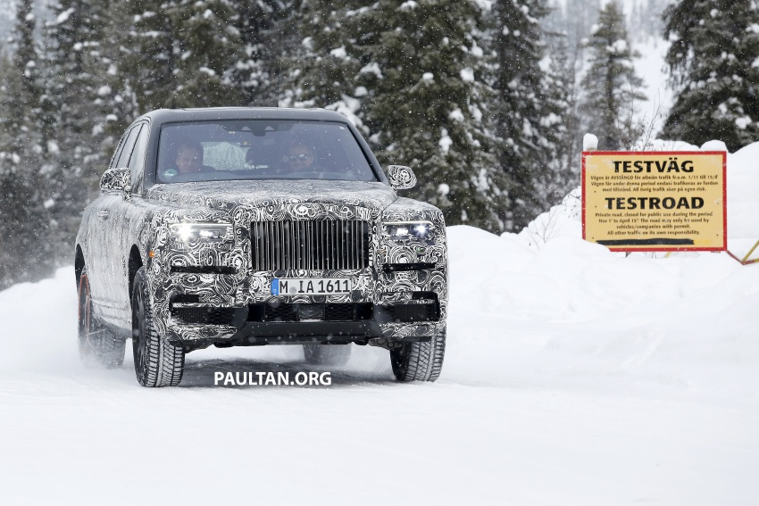 Rolls-Royce Cullinan Viewing Suite – luxury for two Image #781560