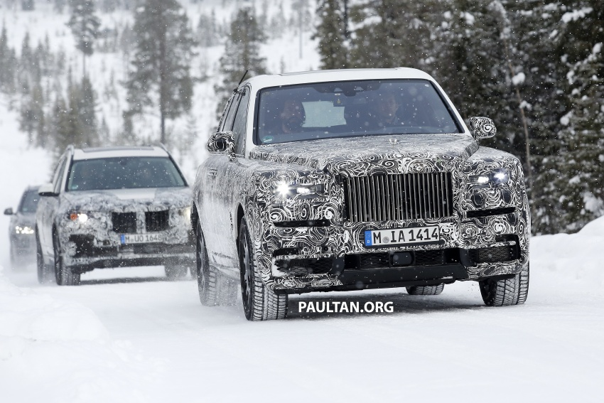 Rolls-Royce Cullinan Viewing Suite – luxury for two Image #781562