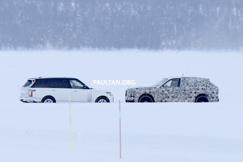 Rolls-Royce Cullinan Viewing Suite – luxury for two Image #781566