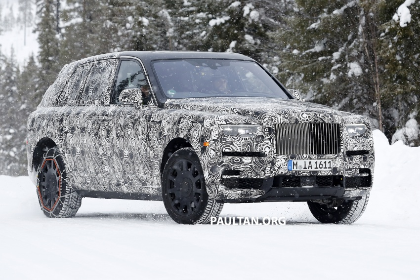 Rolls-Royce Cullinan Viewing Suite – luxury for two Image #781552