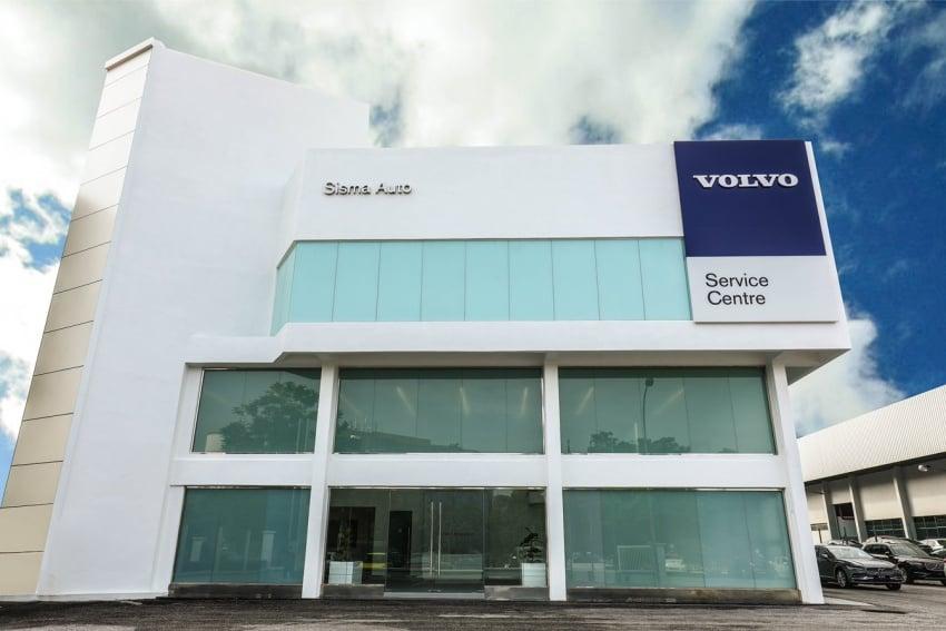 Sisma Auto launches Volvo Glenmarie service centre Image #774210