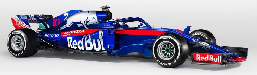 Toro Rosso and Force India reveal their 2018 F1 cars Image #783632