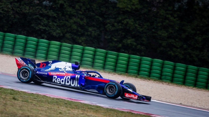 Toro Rosso and Force India reveal their 2018 F1 cars Image #783643