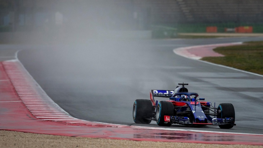 Toro Rosso and Force India reveal their 2018 F1 cars Image #783648