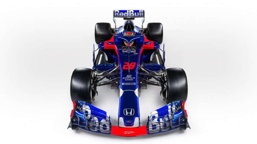 Toro Rosso and Force India reveal their 2018 F1 cars Image #783633