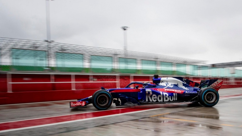 Toro Rosso and Force India reveal their 2018 F1 cars Image #783661