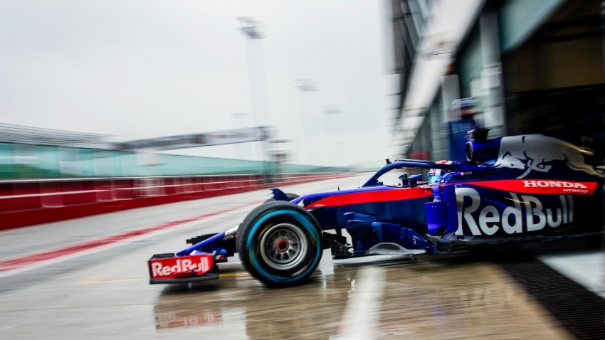 Toro Rosso and Force India reveal their 2018 F1 cars Image #783634