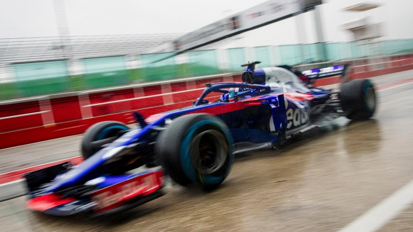 Toro Rosso and Force India reveal their 2018 F1 cars Image #783635