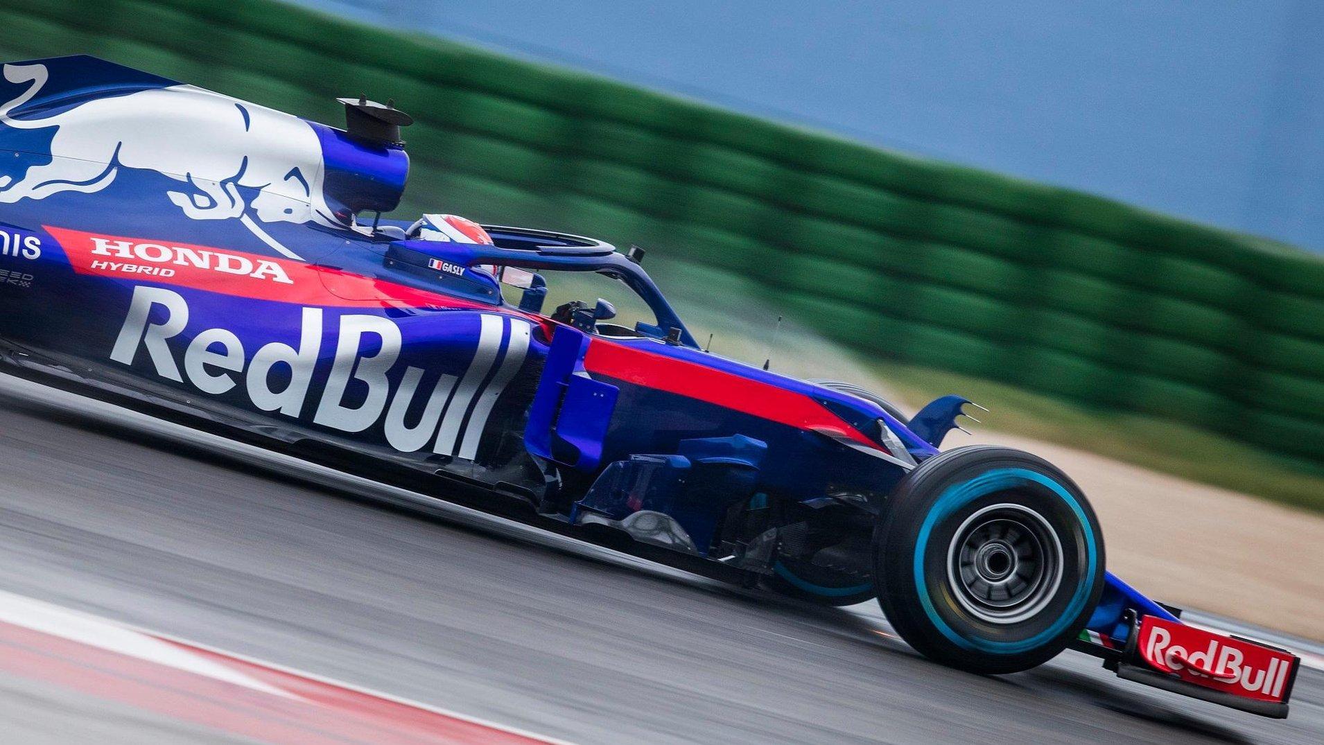 F  Toro Rosso Car