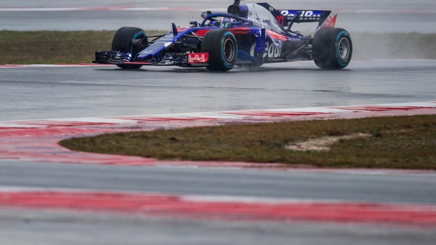 Toro Rosso and Force India reveal their 2018 F1 cars Image #783638