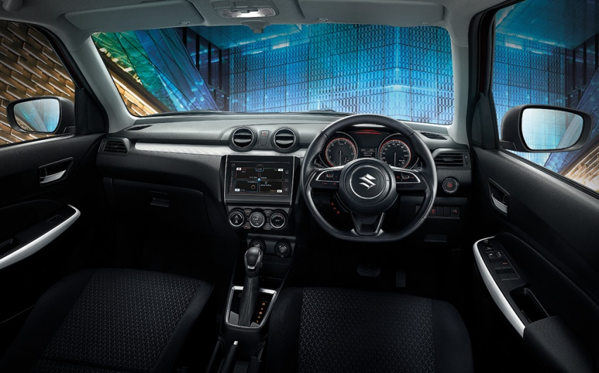 2018 Suzuki Swift launched in Thailand – 1.2L CVT, 23 km/l Phase 2 eco car, priced from RM62k Image #777465