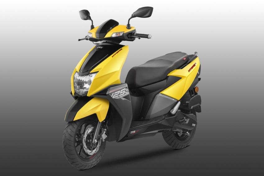 TVS NTorq 125 dilancar di India – skuter canggih yang boleh disambung dengan telefon pintar, aplikasi khas Image #776794