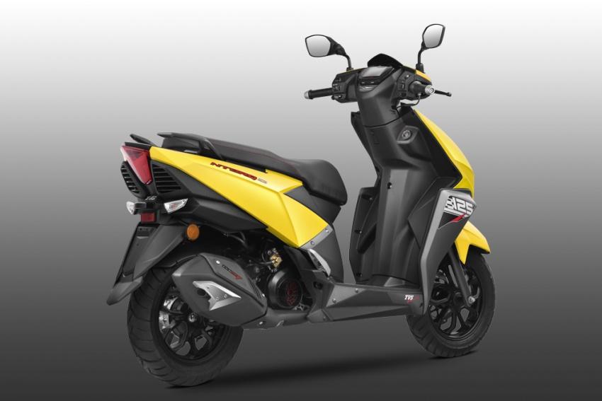 TVS NTorq 125 dilancar di India – skuter canggih yang boleh disambung dengan telefon pintar, aplikasi khas Image #776795