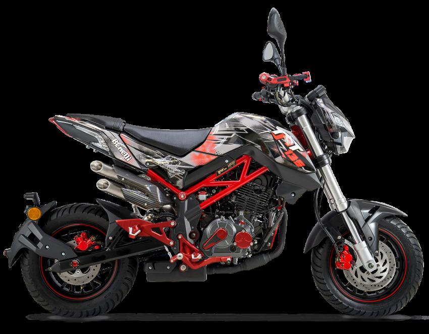 2018 Benelli TnT135 LE mini-bike launched – RM10,587 Image #779020