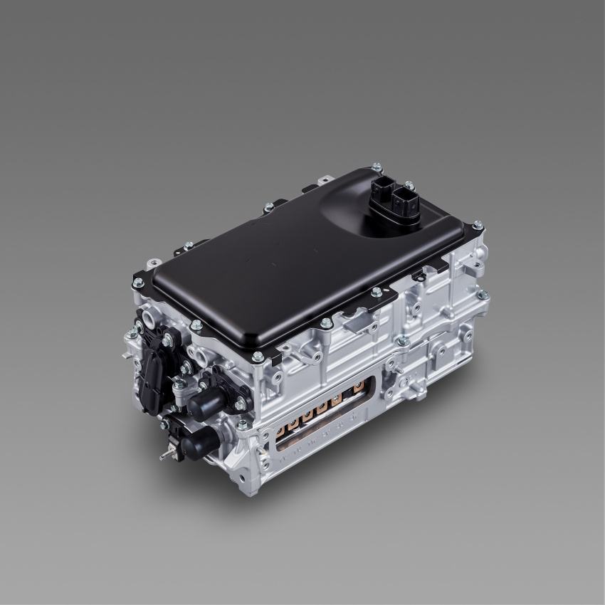 Toyota reveals new 2.0L Dynamic Force Engine, 2.0L hybrid system, Direct Shift-CVT, 4WD systems Image #783276