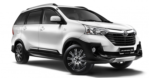 Harga spare part toyota avanza malaysia carnmotors toyota avanza 1 5x now open for booking rm82 700 malvernweather Choice Image