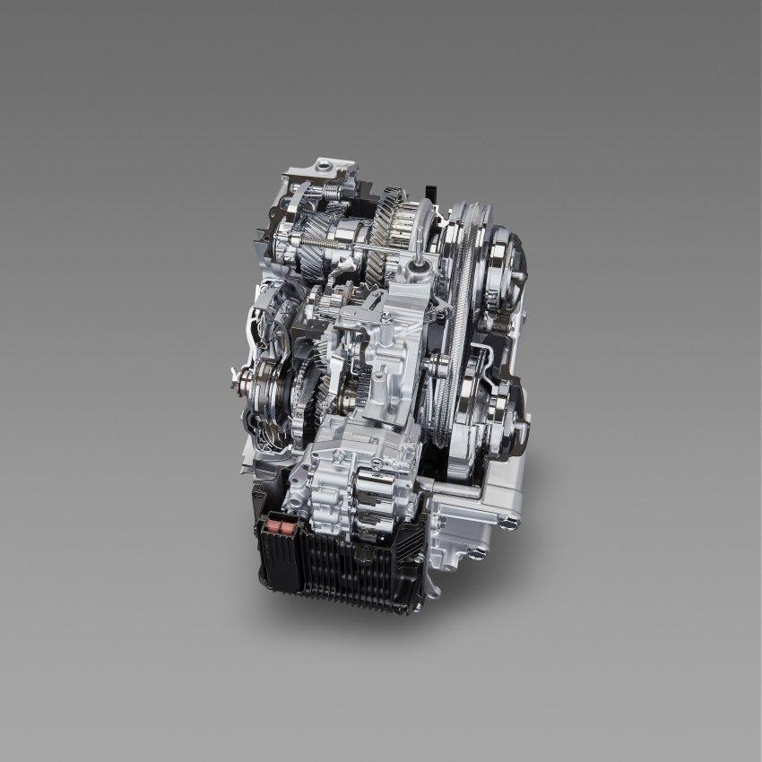 Toyota reveals new 2.0L Dynamic Force Engine, 2.0L hybrid system, Direct Shift-CVT, 4WD systems Image #783278
