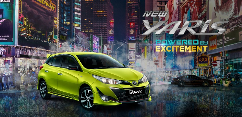 Toyota Yaris facelift launched in Indonesia, fr RM67k Image #782183