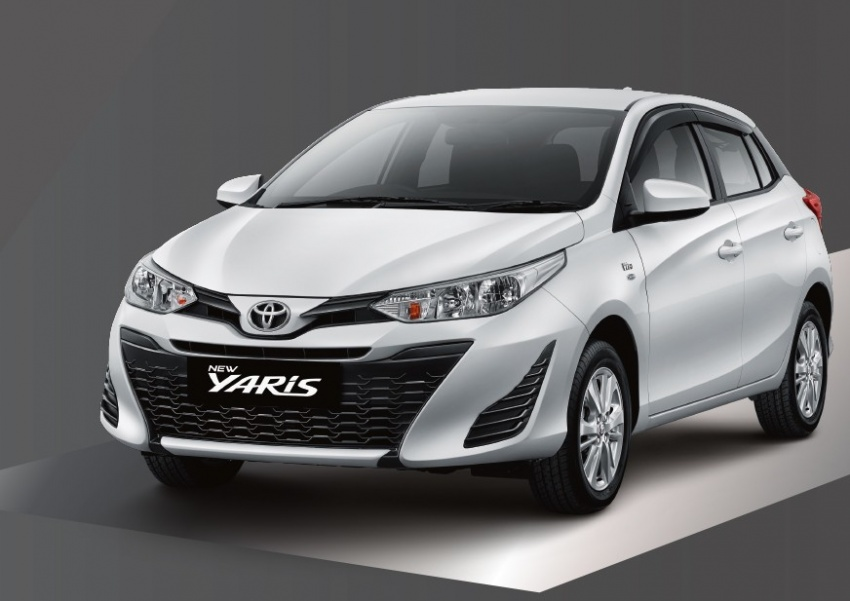 Toyota Yaris facelift launched in Indonesia, fr RM67k Image #782185