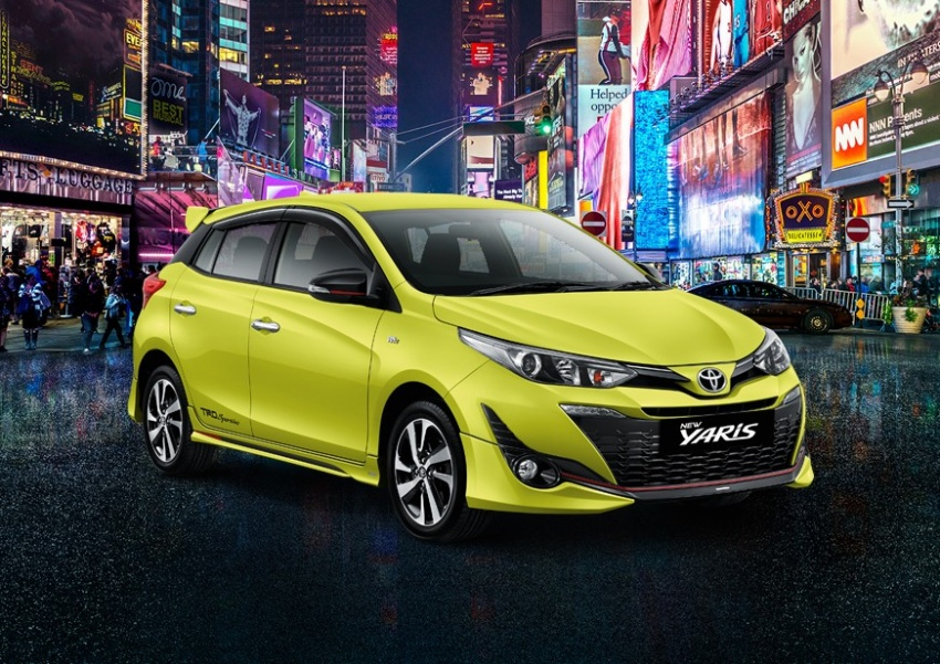 Toyota Yaris facelift launched in Indonesia, fr RM67k Image #782187