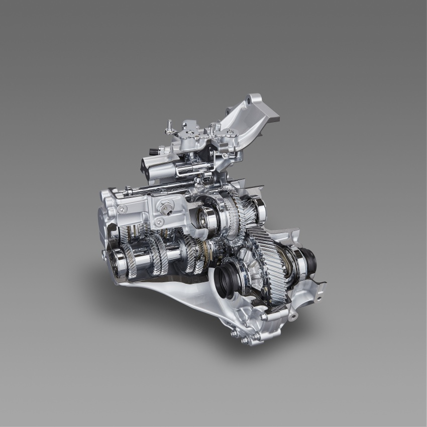 Toyota reveals new 2.0L Dynamic Force Engine, 2.0L hybrid system, Direct Shift-CVT, 4WD systems Image #783279