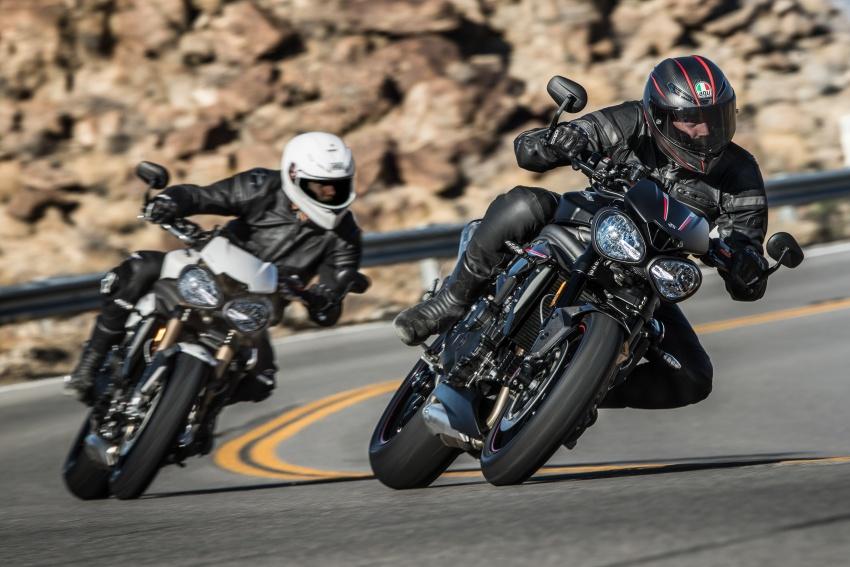 Triumph Speed Triple – kuasa ditingkat, lebih canggih Image #775704