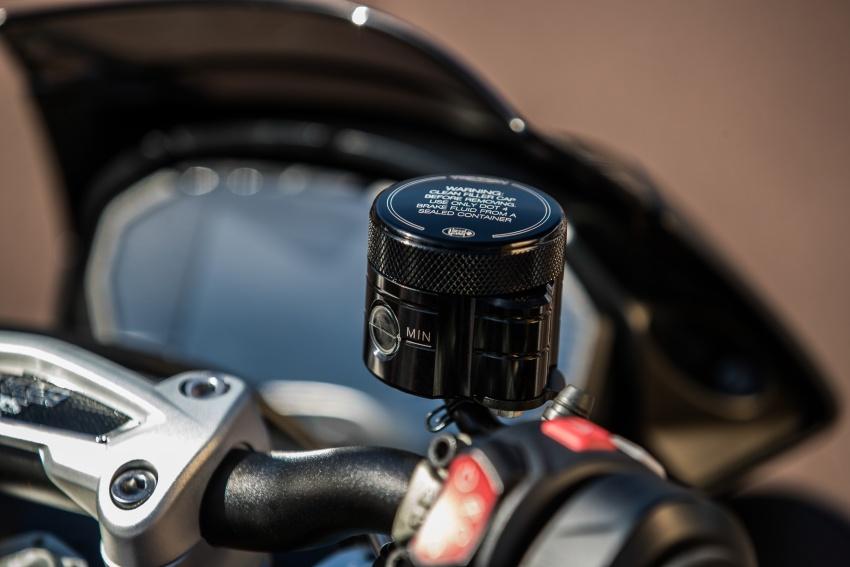 Triumph Speed Triple – kuasa ditingkat, lebih canggih Image #775702