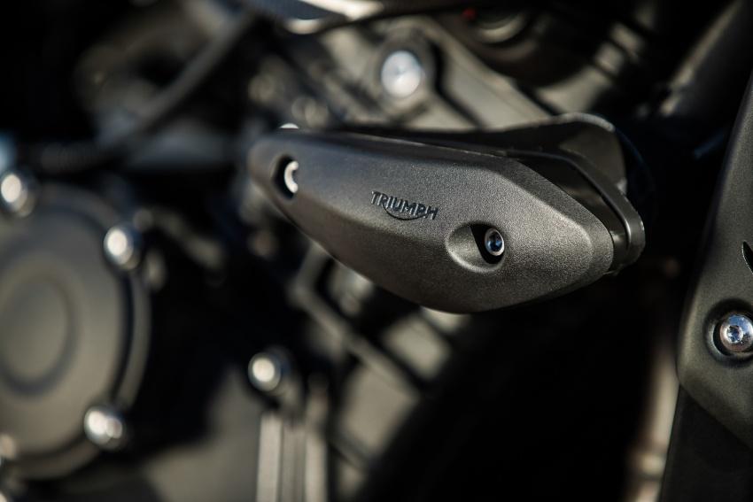 Triumph Speed Triple – kuasa ditingkat, lebih canggih Image #775693