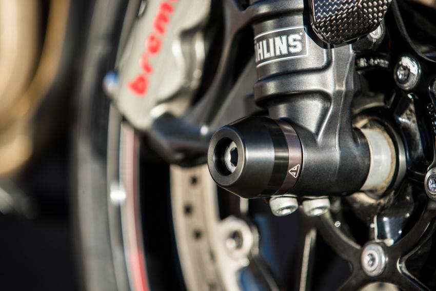 Triumph Speed Triple – kuasa ditingkat, lebih canggih Image #775696