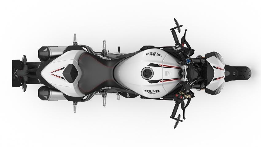 Triumph Speed Triple – kuasa ditingkat, lebih canggih Image #775663