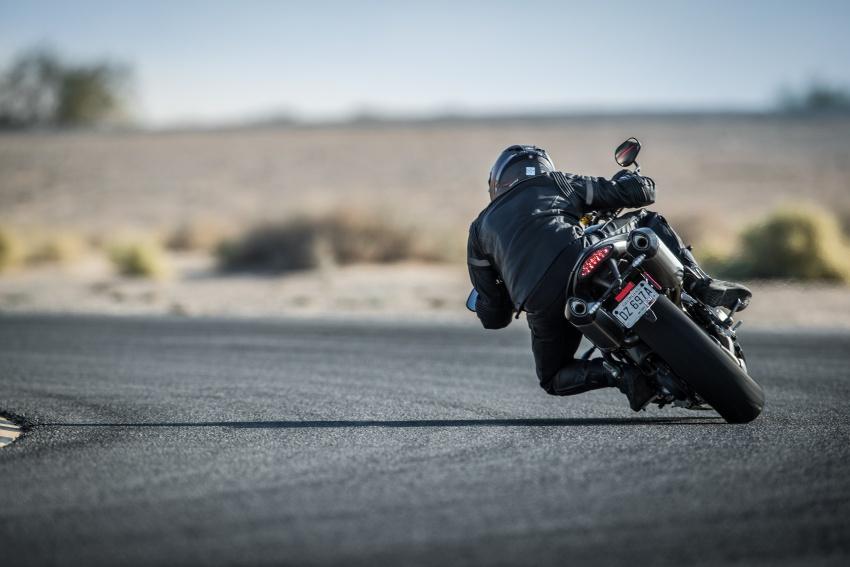 Triumph Speed Triple – kuasa ditingkat, lebih canggih Image #775670