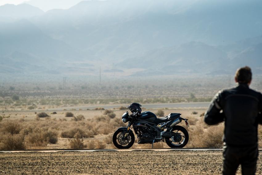 Triumph Speed Triple – kuasa ditingkat, lebih canggih Image #775673