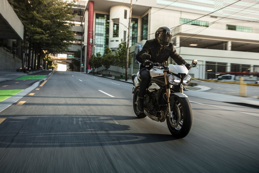 Triumph Speed Triple – kuasa ditingkat, lebih canggih Image #775599