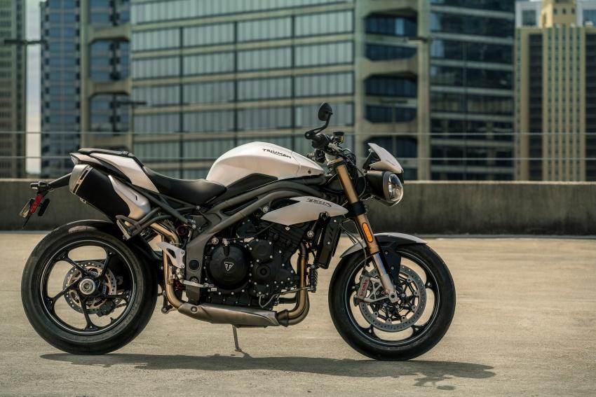 Triumph Speed Triple – kuasa ditingkat, lebih canggih Image #775609