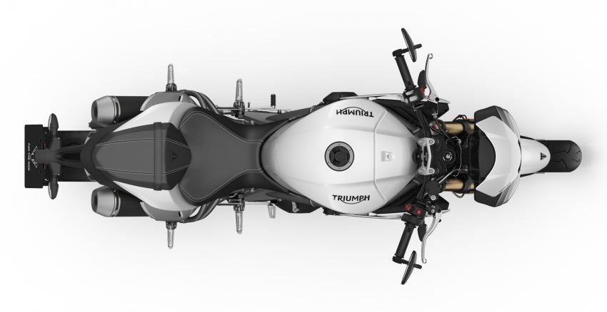 Triumph Speed Triple – kuasa ditingkat, lebih canggih Image #775630