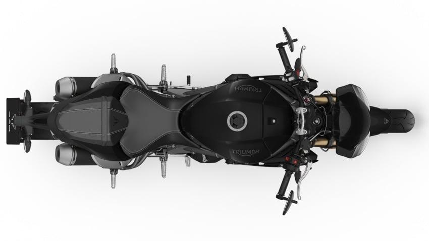 Triumph Speed Triple – kuasa ditingkat, lebih canggih Image #775631